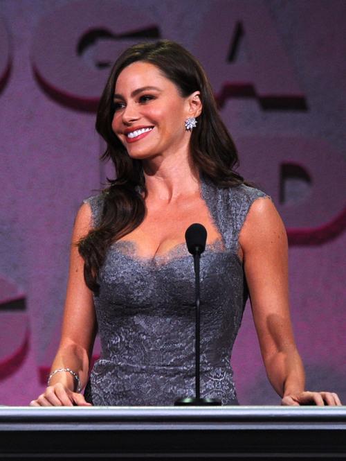 Sofía Vergara en los Premios del Sindicato de Directores 2011