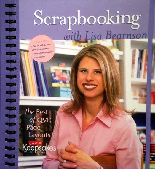 Lisa-Bearnson-scrapbooking