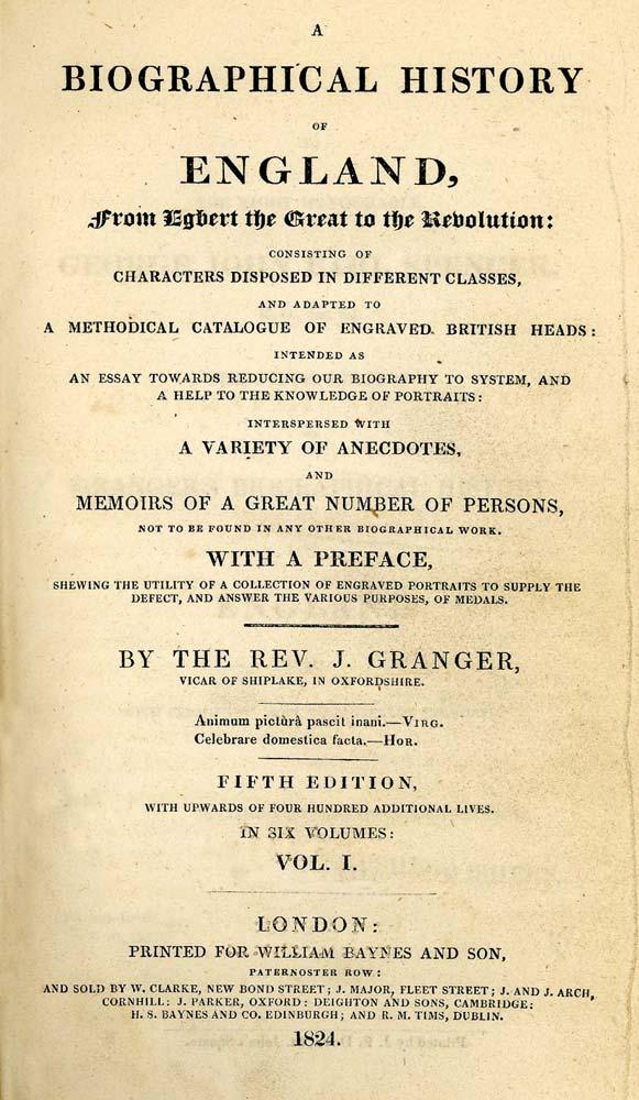 Scrapbook-William-Granger-1