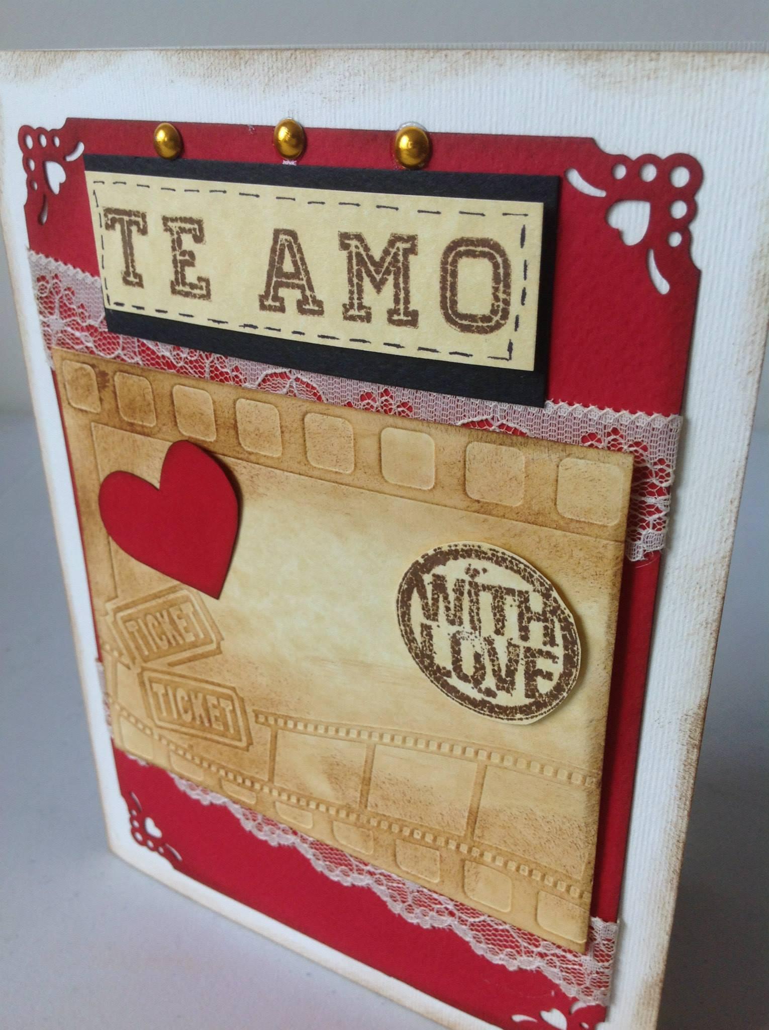tarjeta scrapbook para san valentin 4