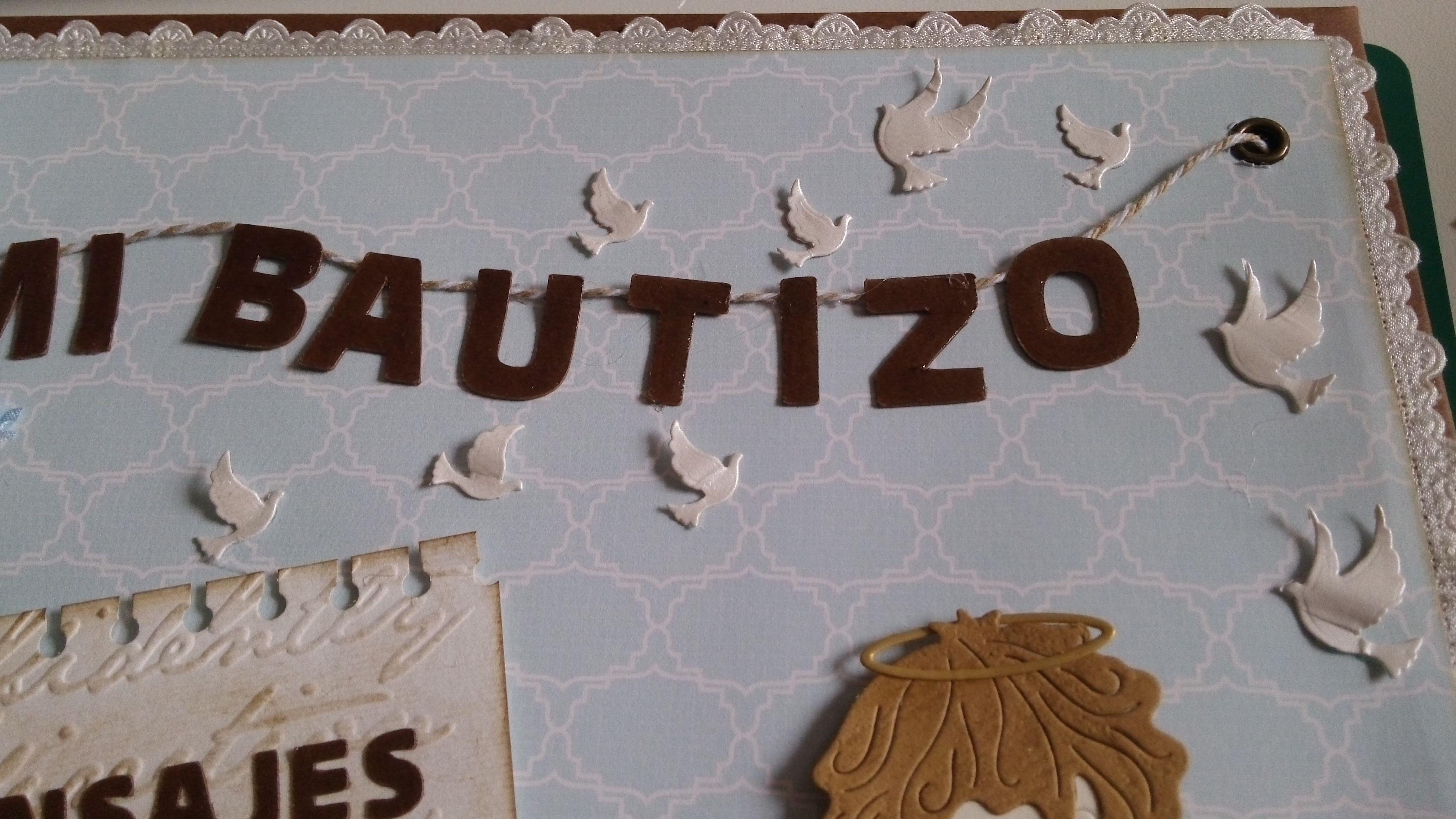 Album libro de firmas bautizo primera comunion 5