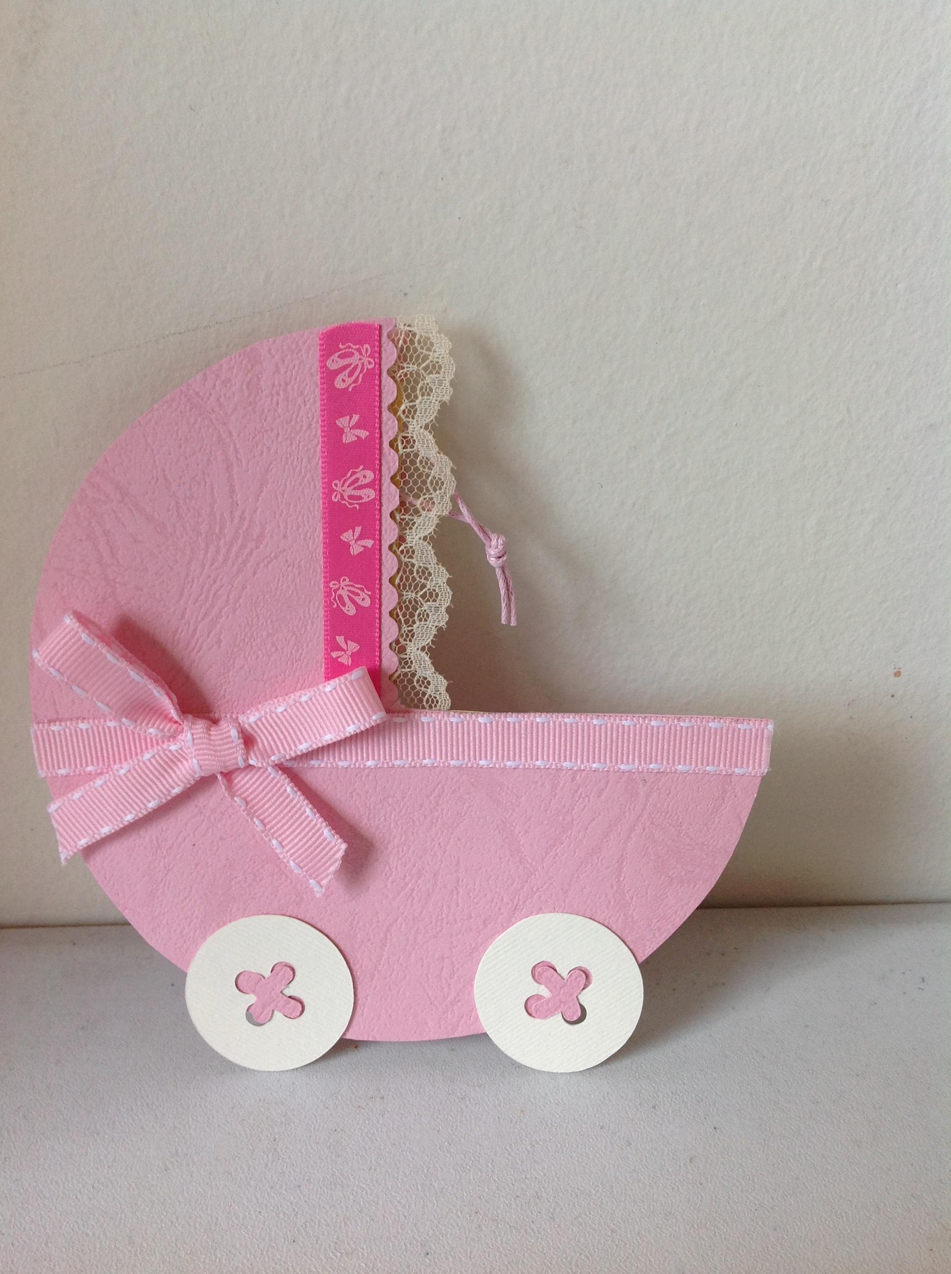 Tarjetas De Invitación Para Baby Shower Claudia Rafaella