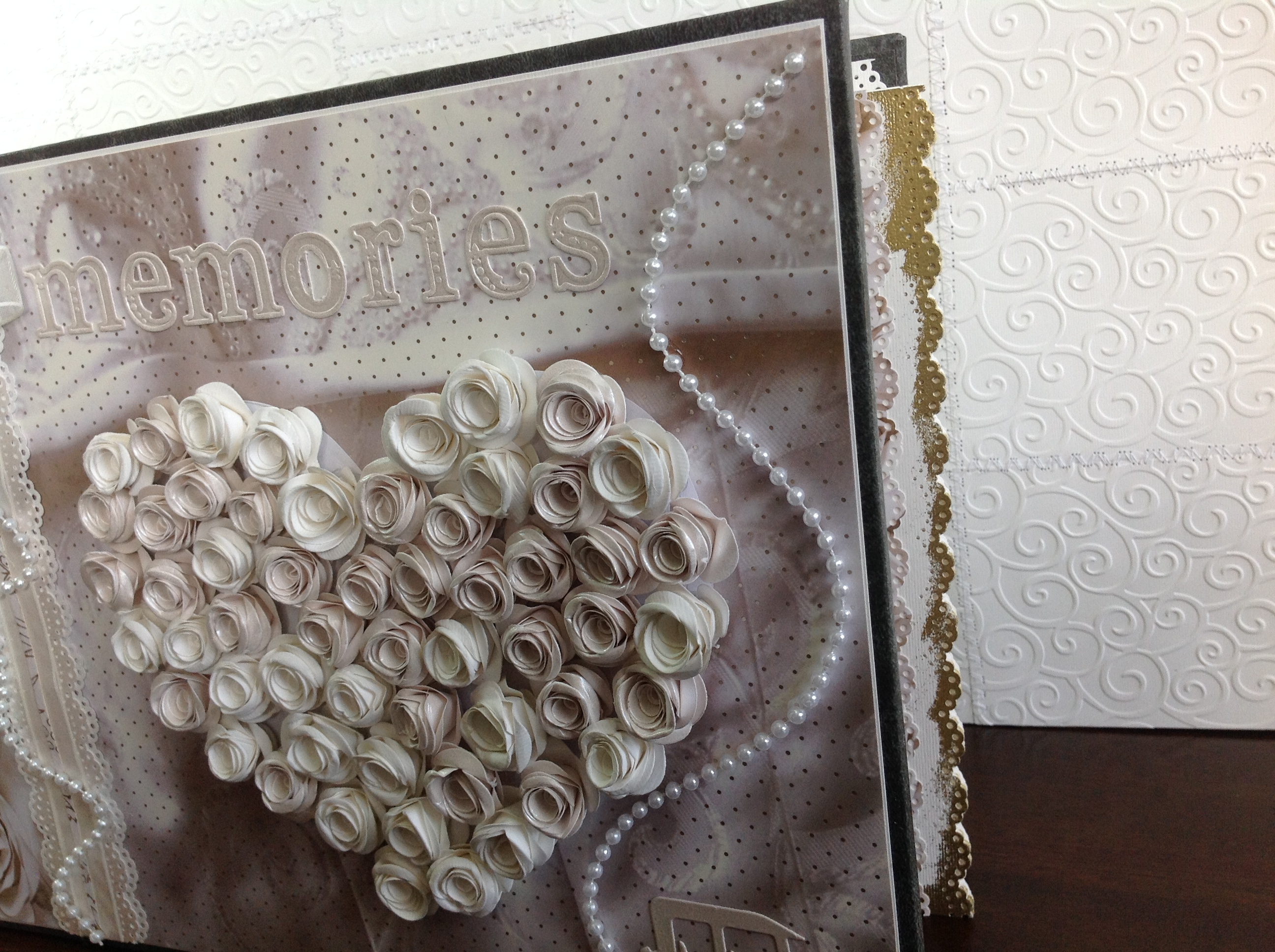 album libro de firmas para boda corazon con rosas (6)