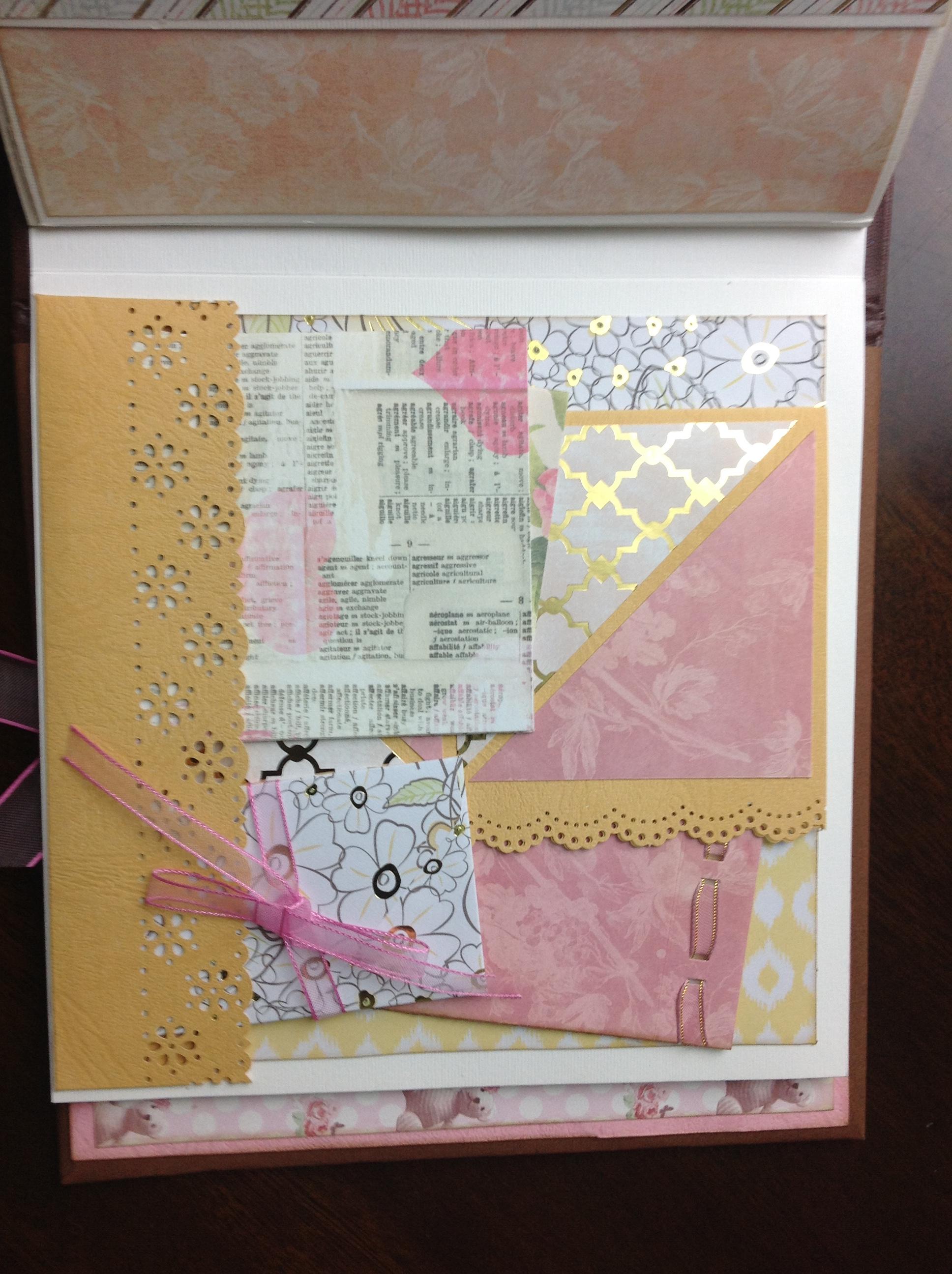 album scrapbook para cumpleaños de niña (13)