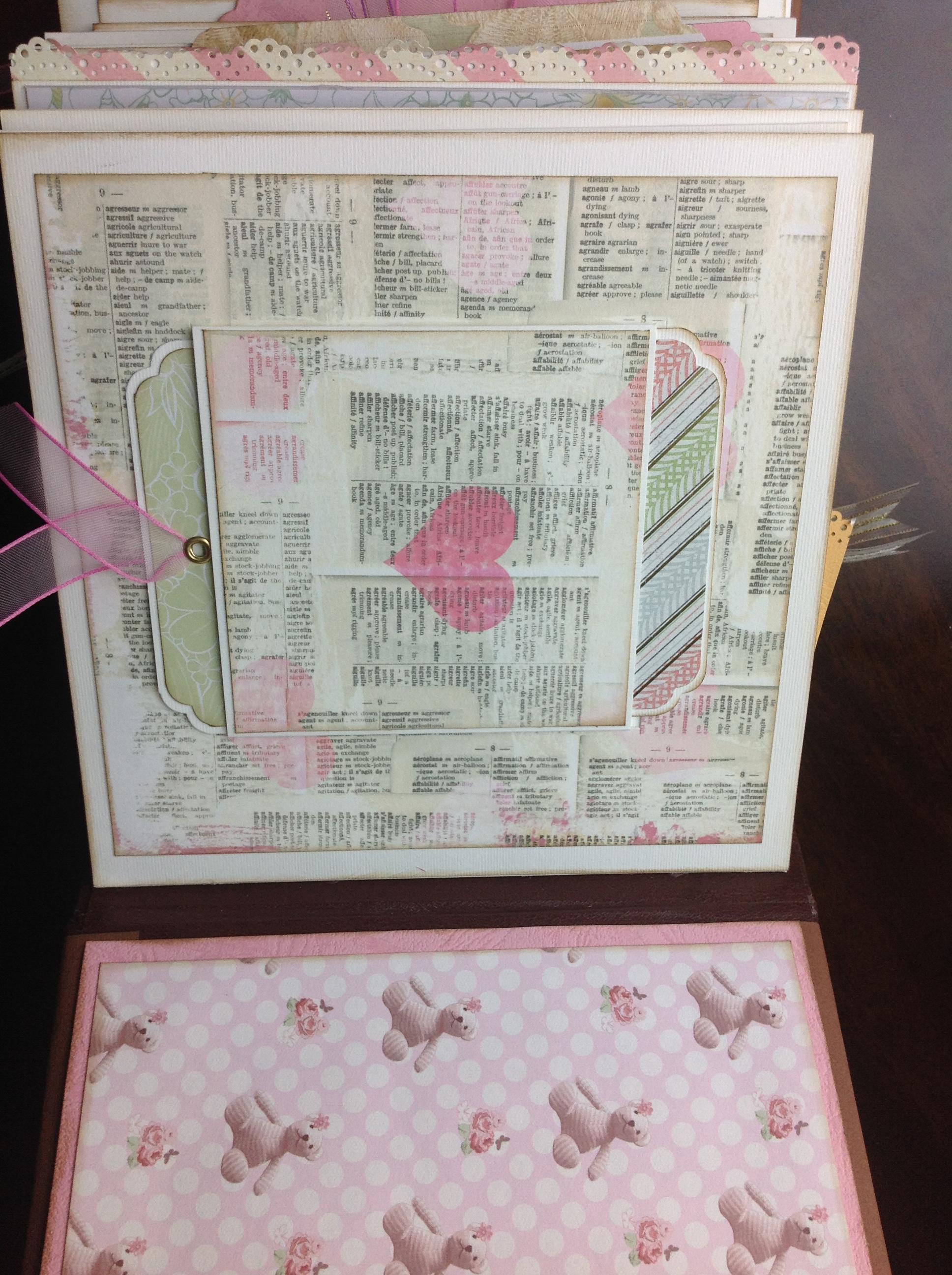 album scrapbook para cumpleaños de niña (16)