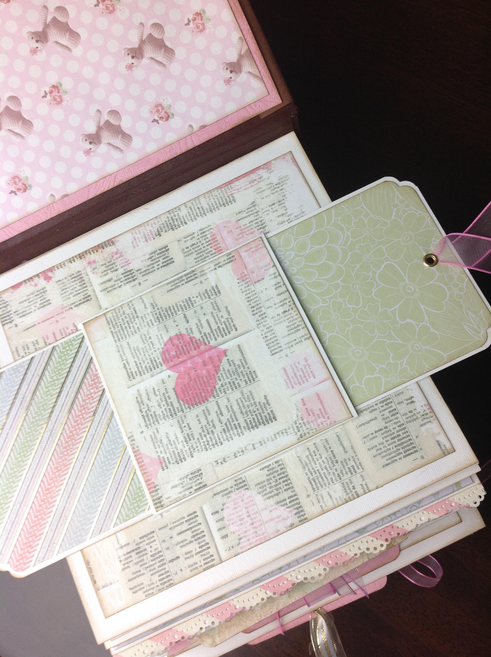album scrapbook para cumpleaños de niña (18)