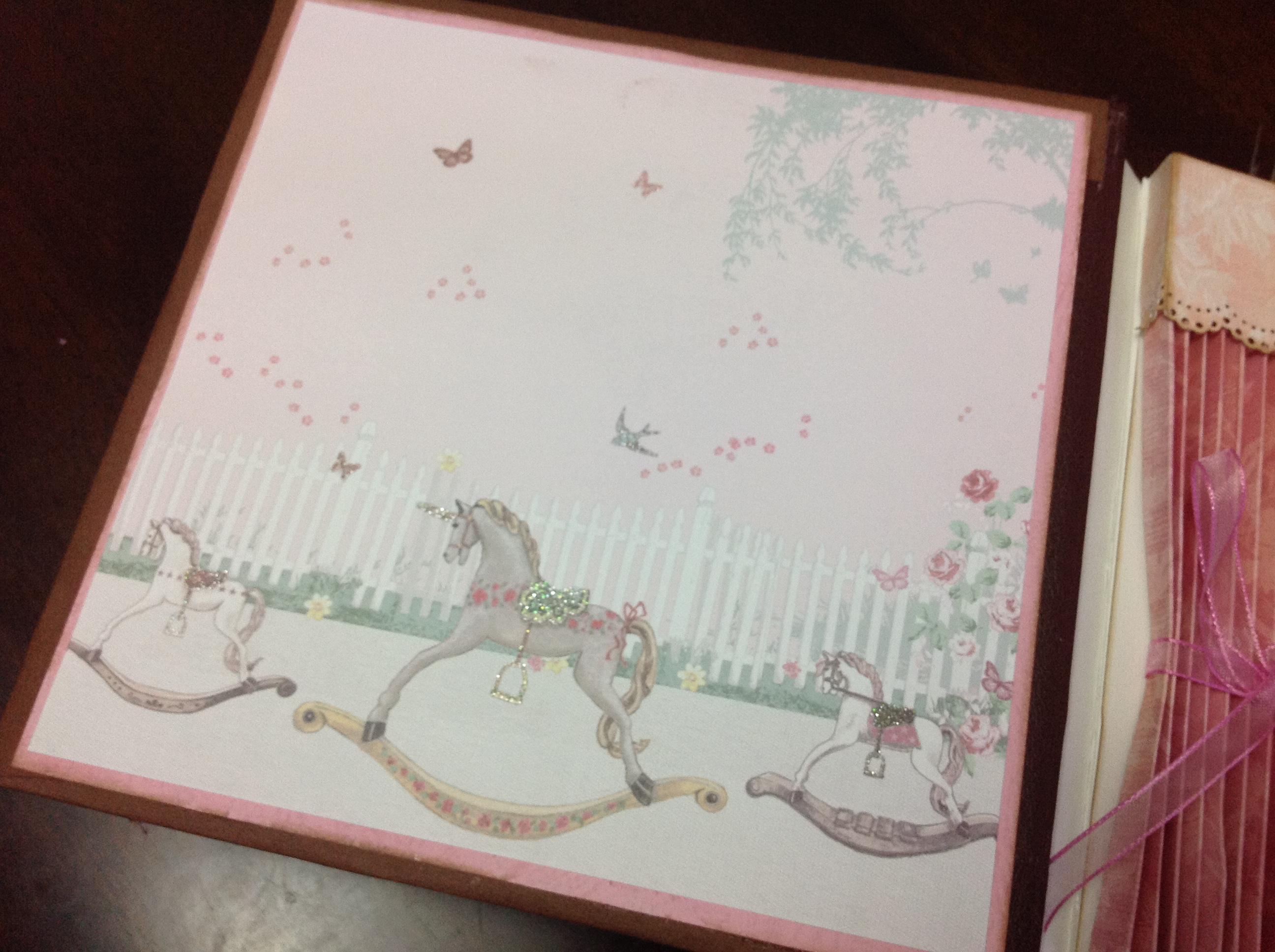 album scrapbook para cumpleaños de niña (3)