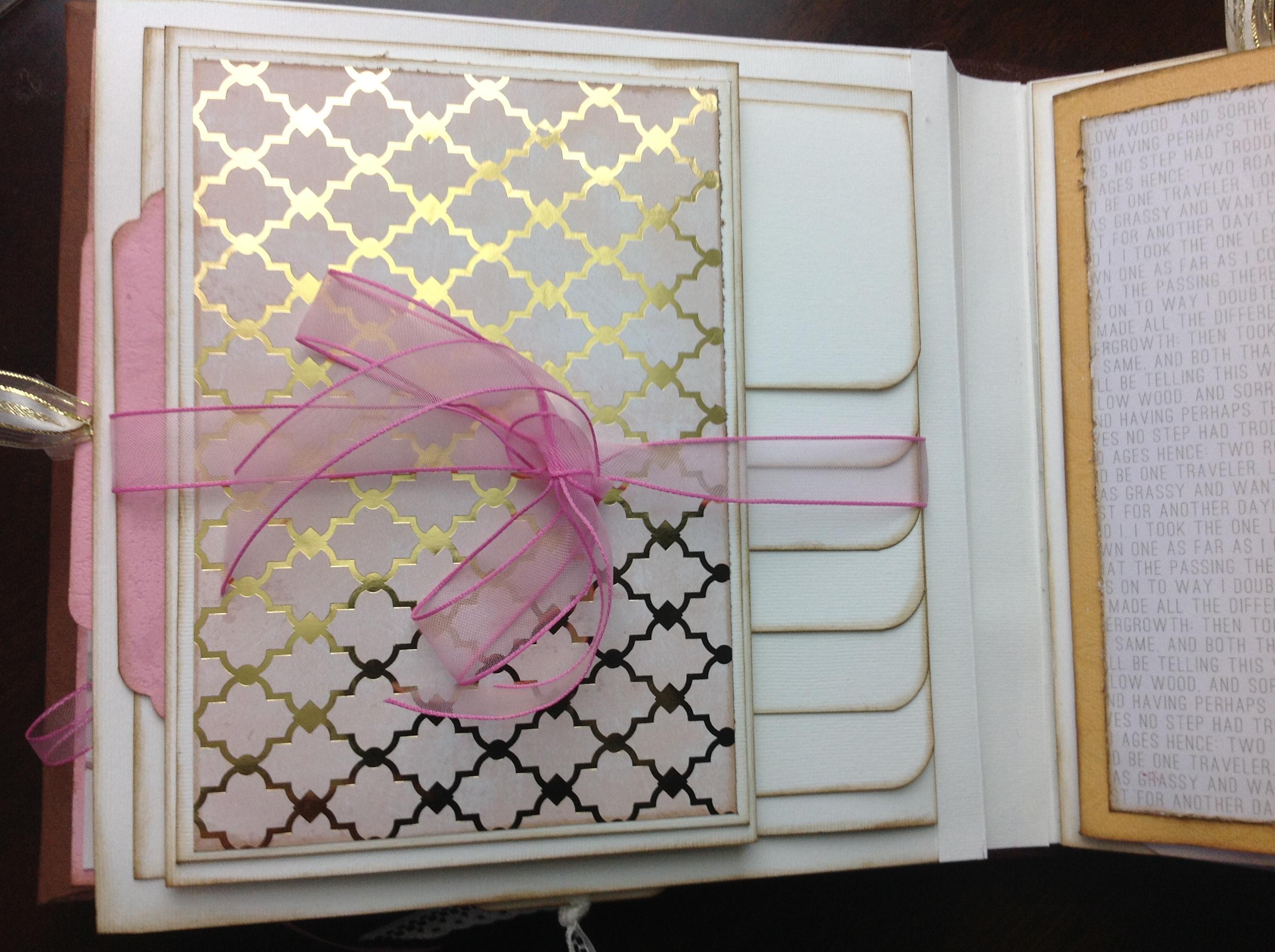 album scrapbook para cumpleaños de niña (5)