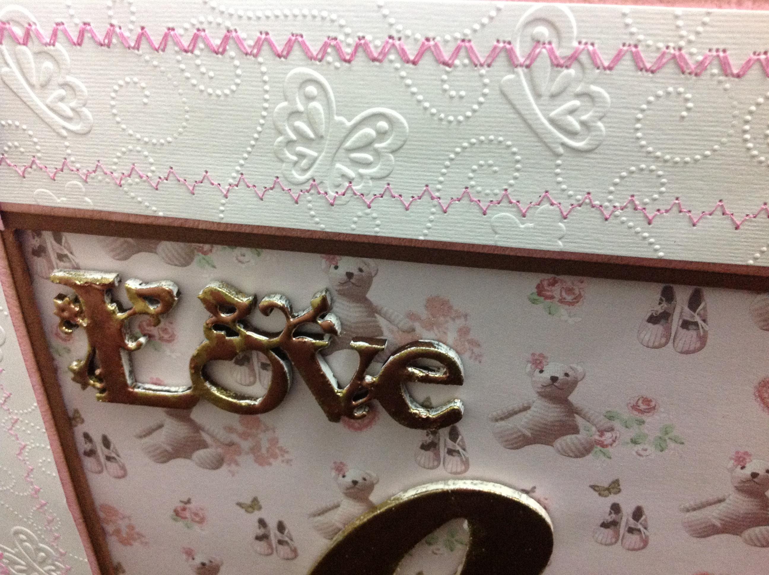 caja para album scrapbook para cumpleaños de niña (4)