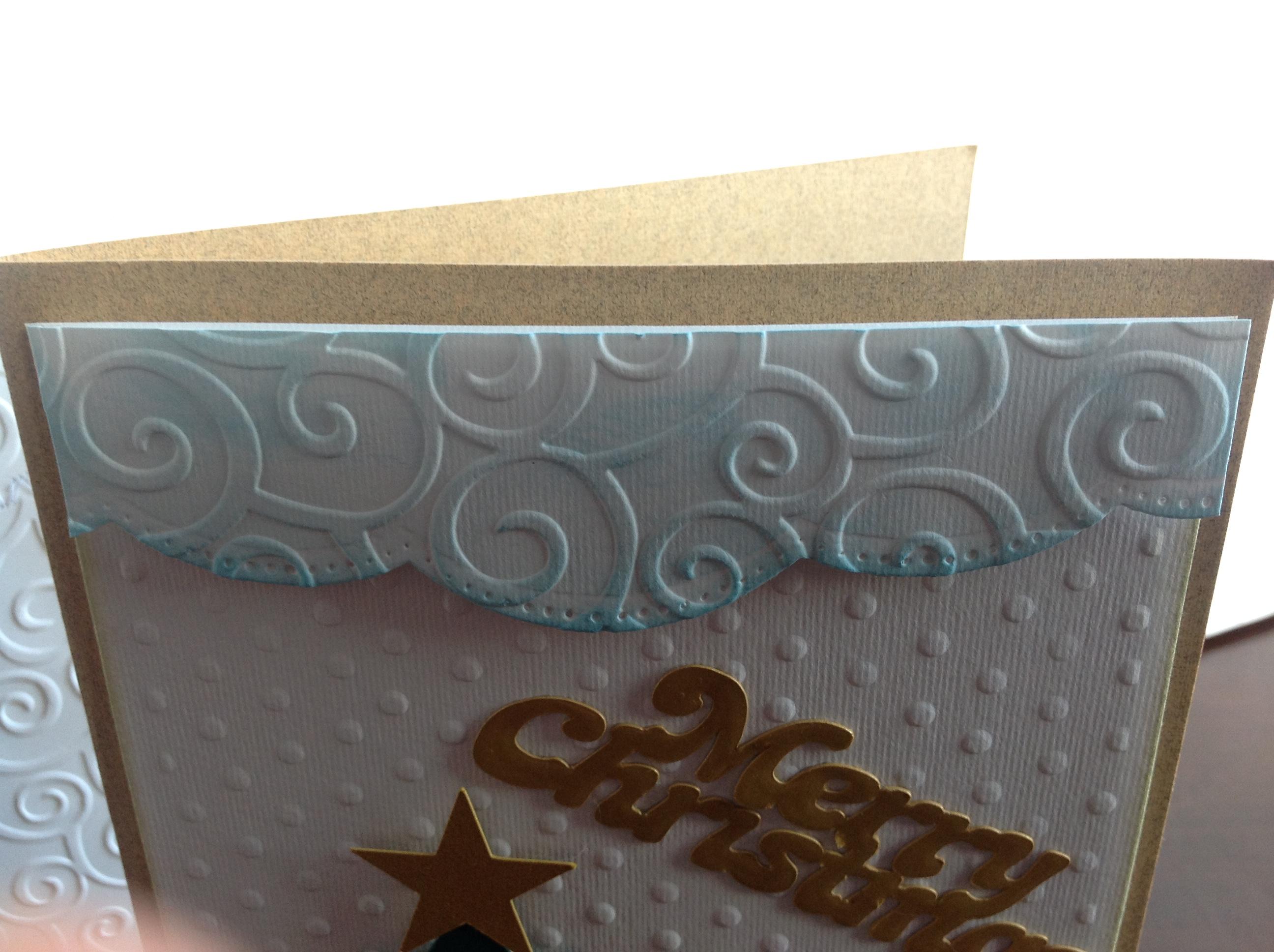 tarjeta scrapbook navideña (4)