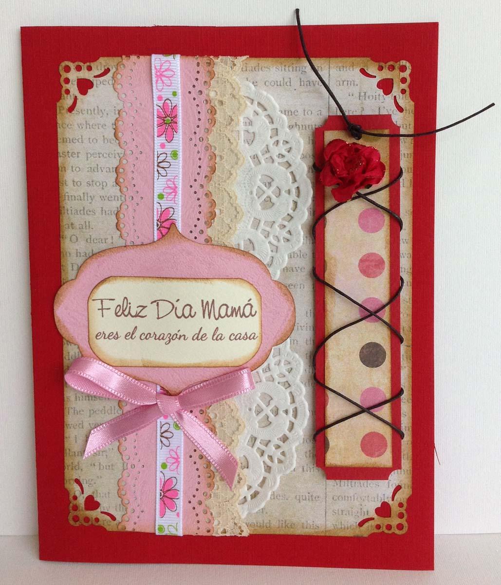 tarjeta scrapbook para el dia de la madre (12)