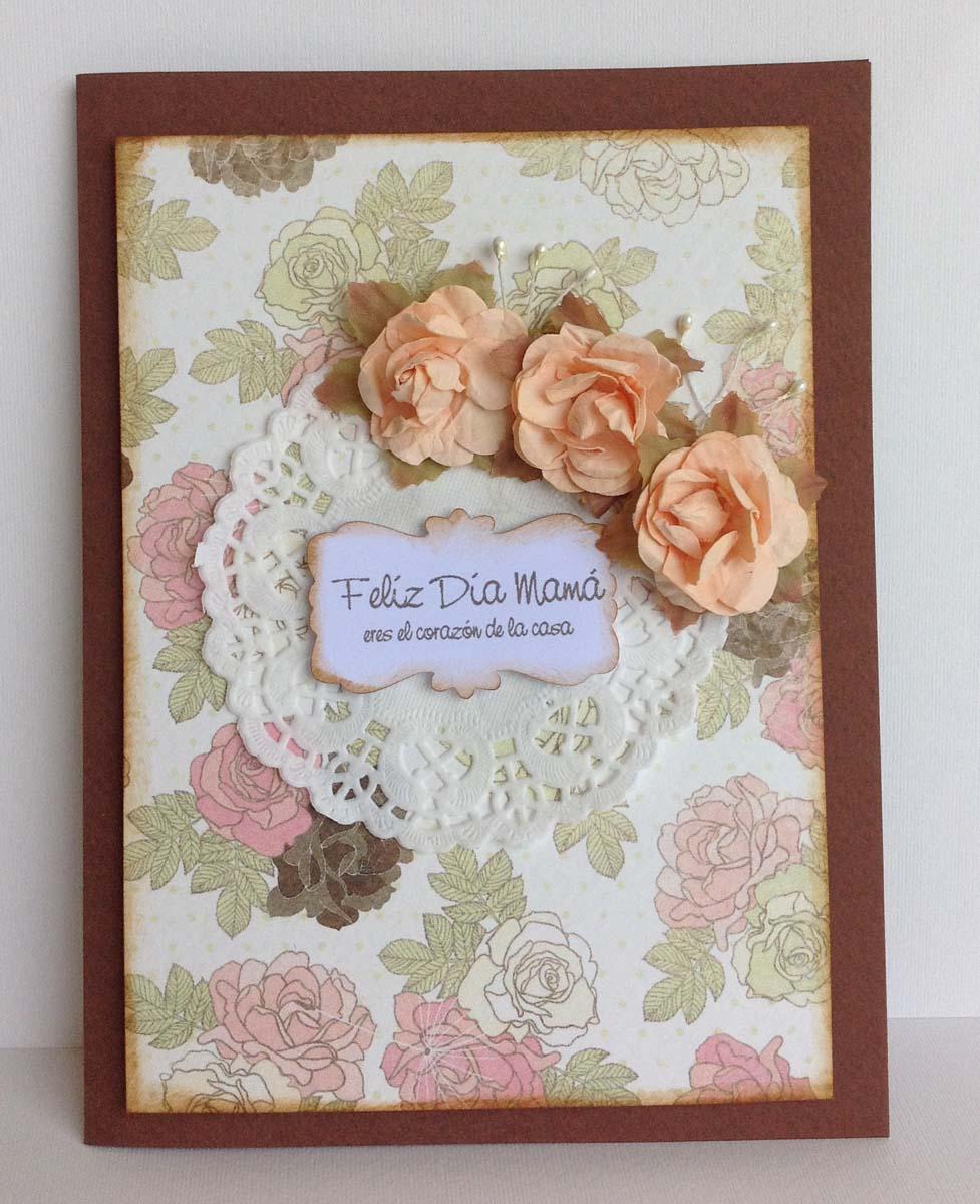 tarjeta scrapbook para el dia de la madre (3)