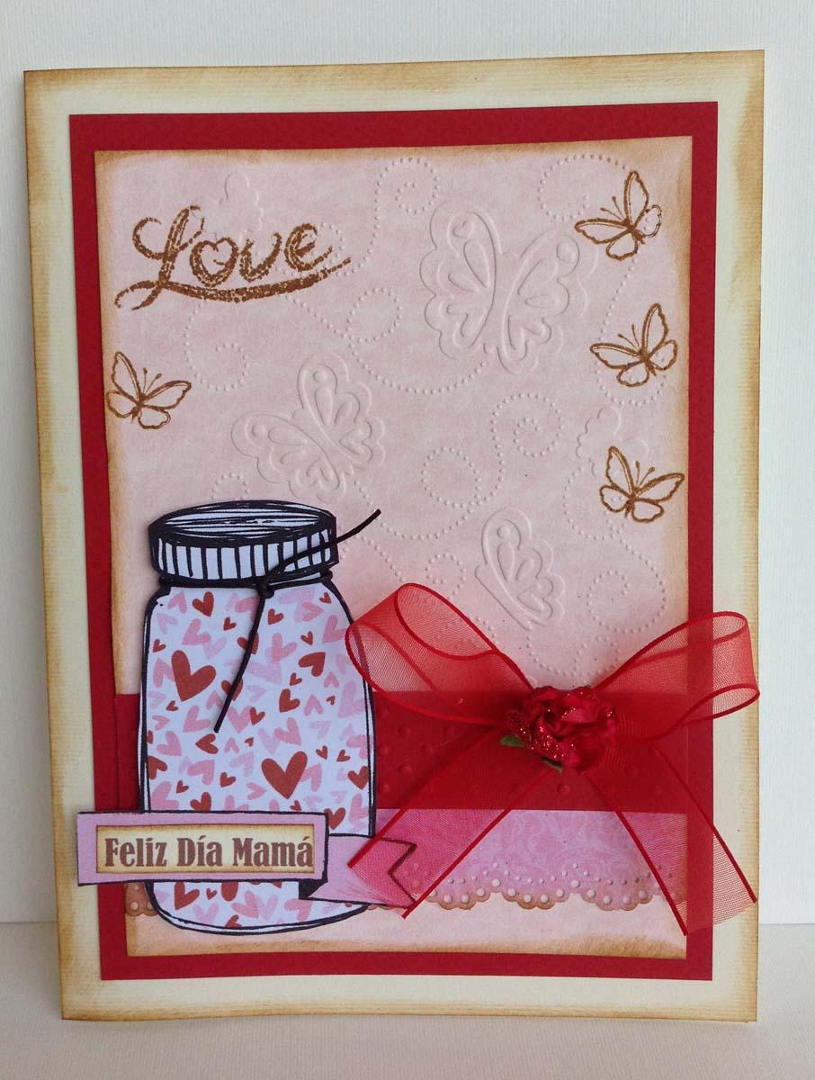 tarjeta scrapbook para el dia de la madre (8)