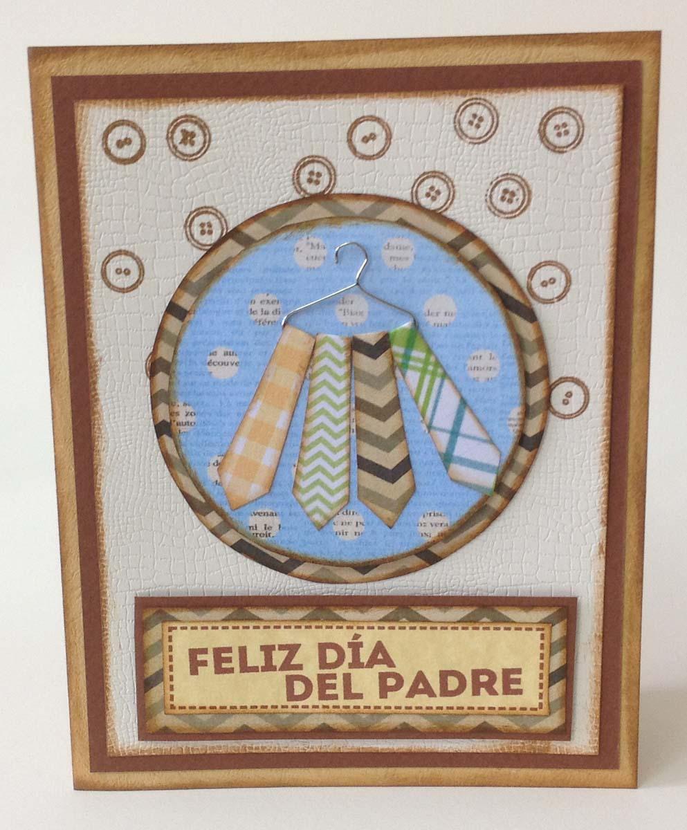 tarjeta scrapbook para el dia del padre (3)