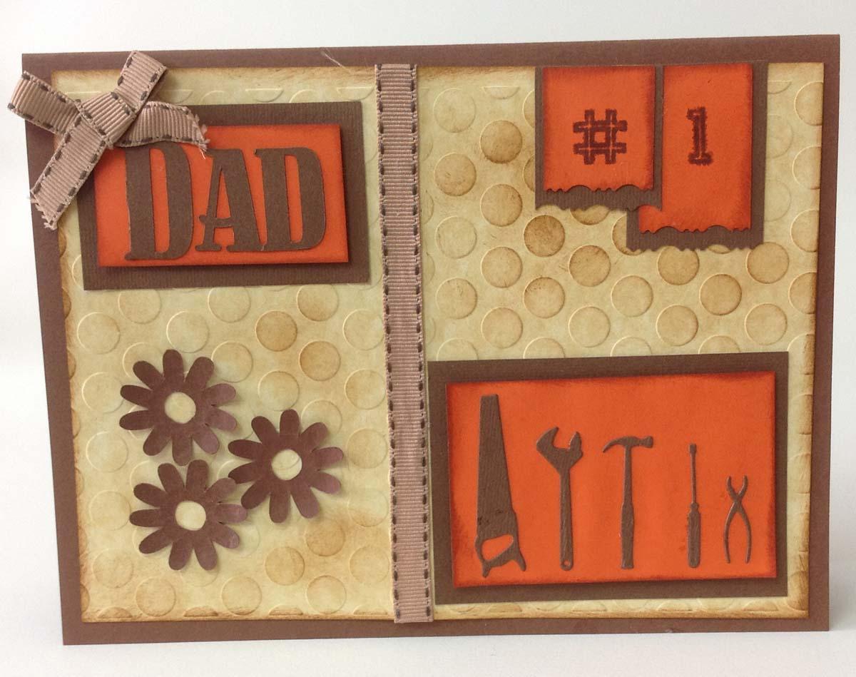 tarjeta scrapbook para el dia del padre (8)