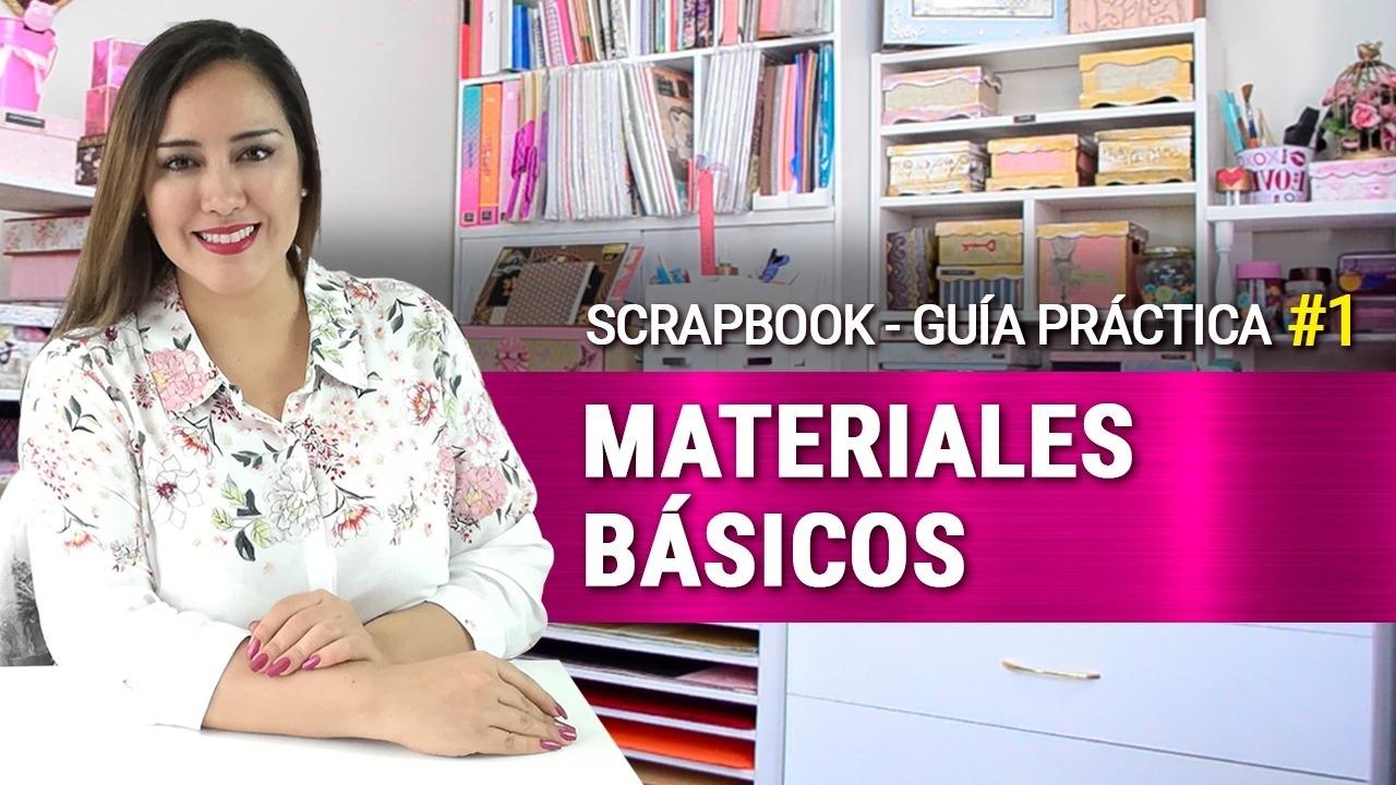 Materiales básicos y guía fácil ¿Por dónde empezar?