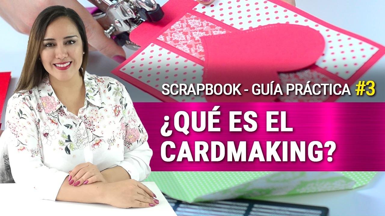 ¿Qué es el Cardmaking?