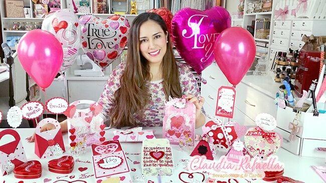 Ideas para decorar y personalizar los regalos de San Valentín y Aniversario