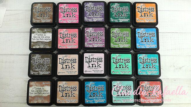 Materiales Básicos para Iniciar en el Scrapbooking – Comparativa de tintas | Pigment Ink, Dye Ink y Solvent Ink