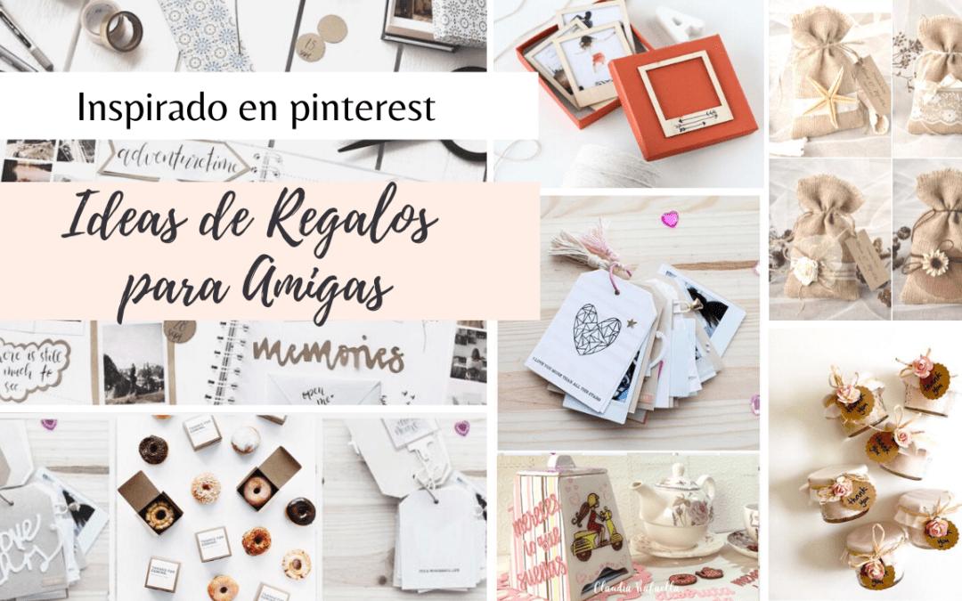 IDEAS de Regalos para Amigas | Inspirado en Pinterest
