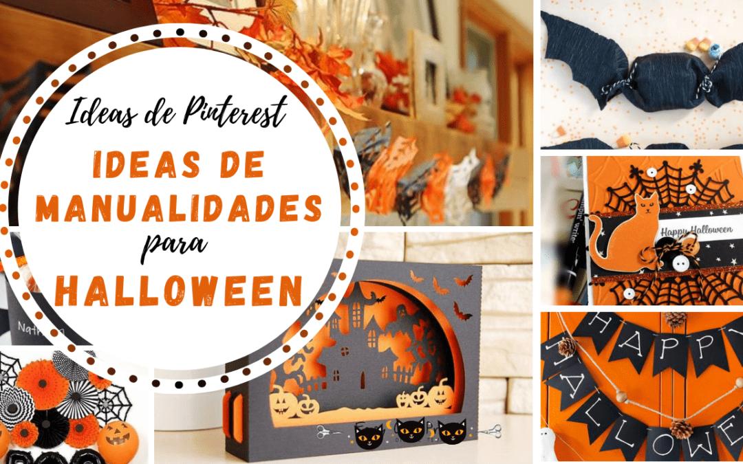 Ideas de Manualidades para Halloween | Ideas de Pinterest